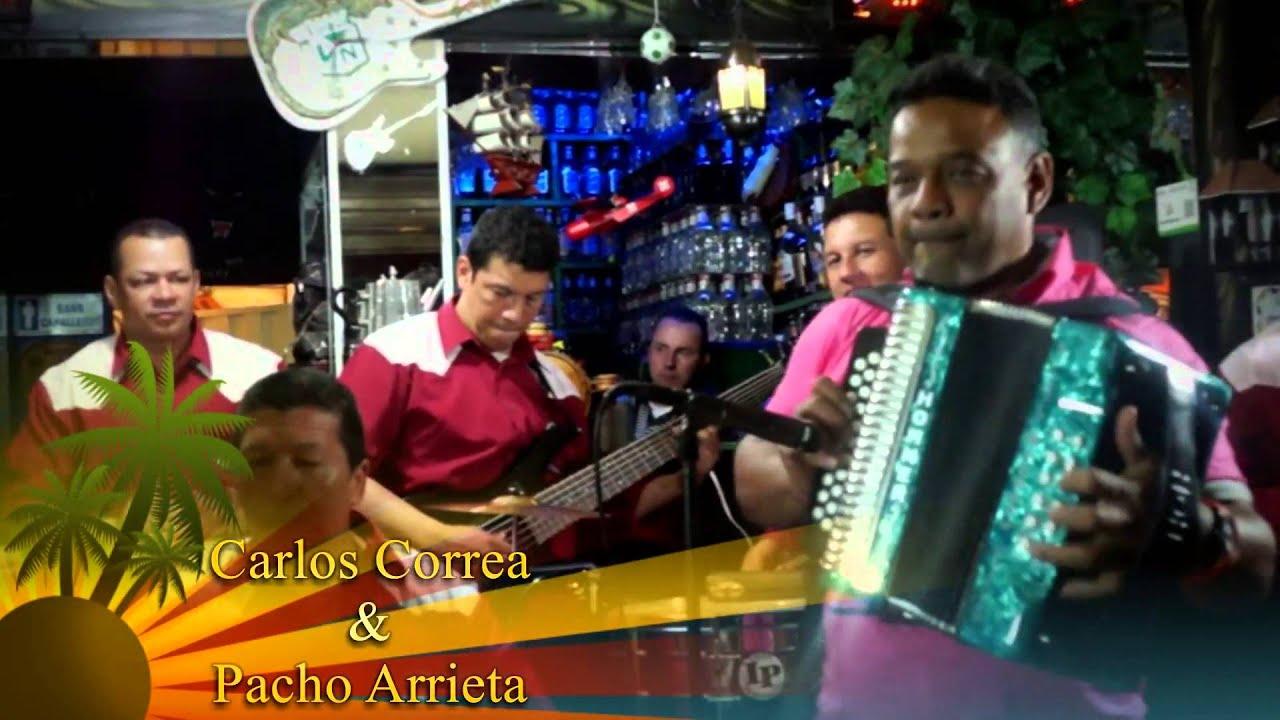 Flamenco Carlos Correa y Pacho Arrieta Parranda vallenata en Bogotá