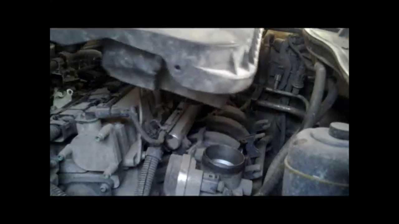 Jak wymienić olej i naprawić zawieszenie w Seat Tolledo II 1.6