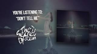 Baixar The Secret Of Ocean - Don't Tell Me [Official Single Stream]