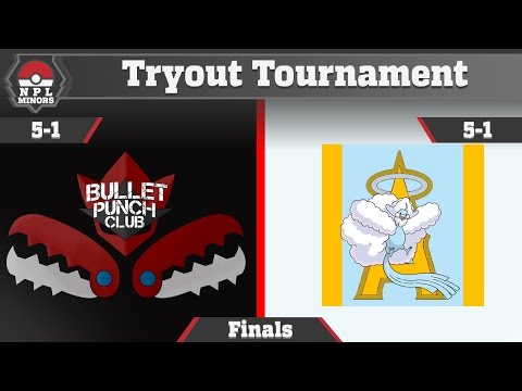 NPL Minors Tryouts Finals LIVE: The Bullet Punch Club vs Anaheim Altarias w/TheUzigunner