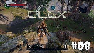 Elex (Подробное прохождение) #8 - Святилище маны