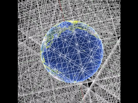 The Structure of the Earth Grid Matrix with Caroline Cory