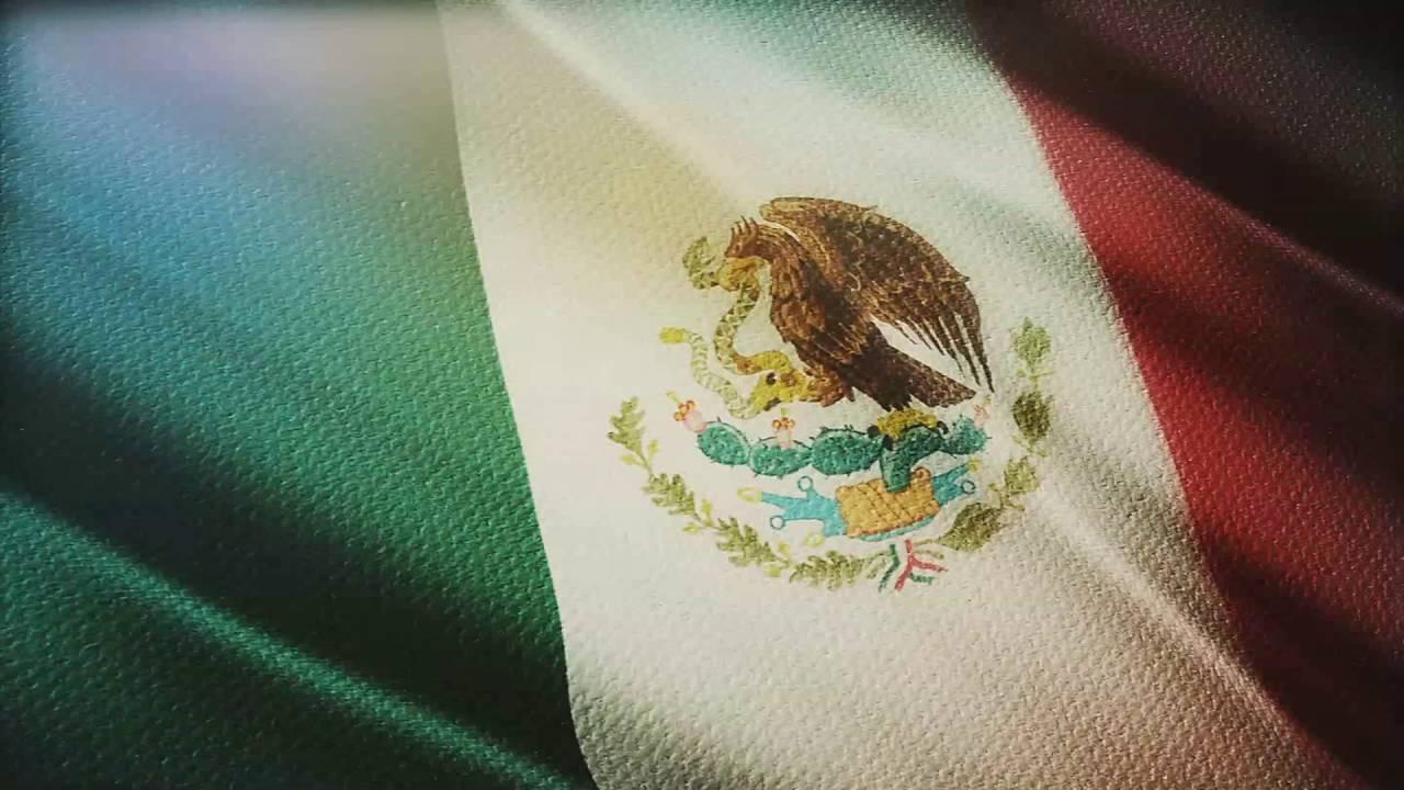 BACKGROUND BANDERA ONDEANDO FULL HD (DESCARGA) MEXICO