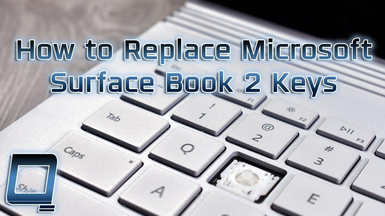 microsoft surface book tutorial