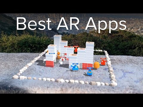 The 10 Best Augmented Reality Apps For IPhone