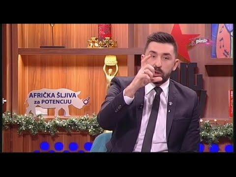 Mevludin Duvancic predvidja sta ceka neke estradne licnosti u 2017. (Ami G Show S09)