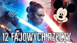 12 FANTASTYCZNYCH rzeczy w Rise of Skywalker!