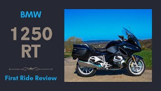 2019 BMW R 1250 RT | First Ride | Review | EN/DE Subs