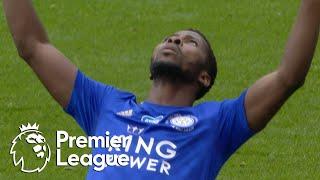 Kelechi Iheanacho puts Leicester City ahead of Crystal Palace   Premier League   NBC Sports