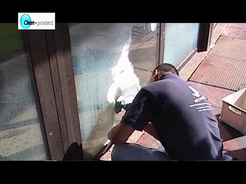 Limpieza de cristales con cal youtube - Con que limpiar los cristales ...