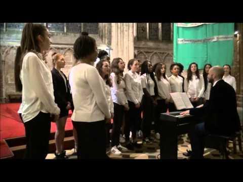 I got rhythm - Gershwin-  Chorale -Chœur - Creil - Oise -  France