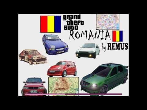 GTA Romania 2|Jocul copilariei mele|Ne...