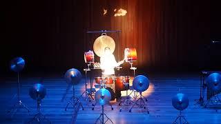 Midori Takada live at Barbican Milton Court Concert Hall 28 September 2017