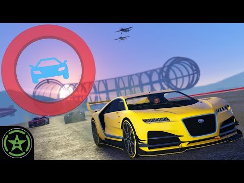 Let's Play  GTA V  Transform Races