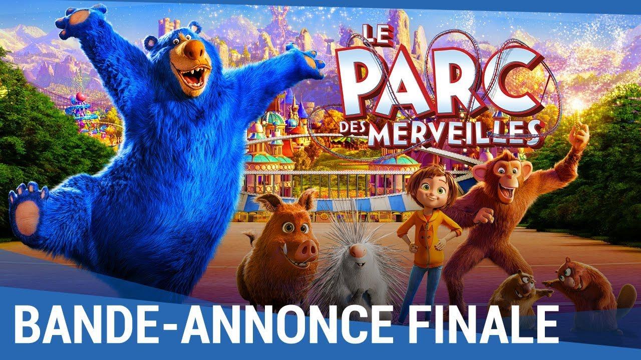 LE PARC DES MERVEILLES - Bande-annonce 2 VF [Actuellement au cinéma]