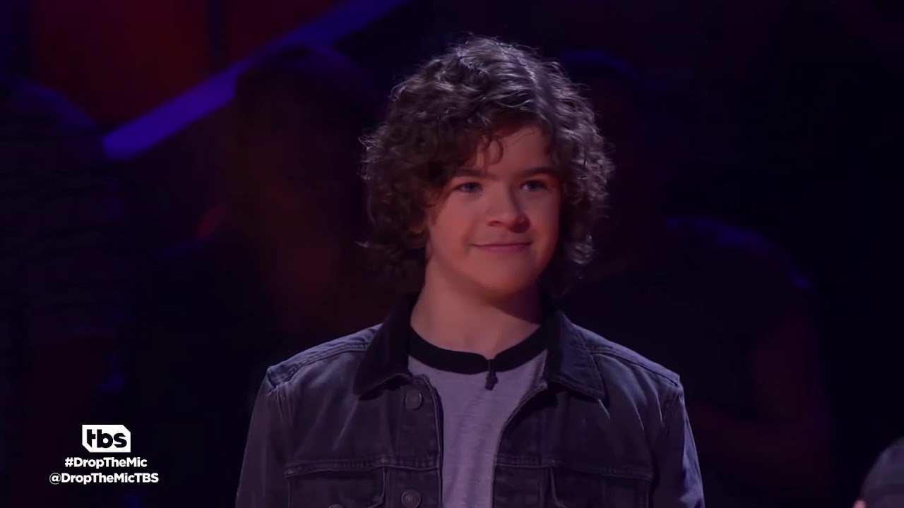 Drop the Mic: Gaten Matarazzo vs. Darren Criss - FULL BATTLE | TBS