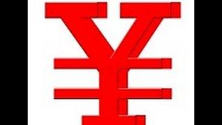 dollars to yen