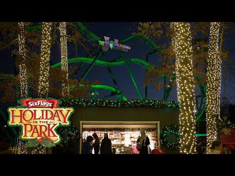 Holiday in the Park 2017 - Six Flags Great Adventure (NJ)