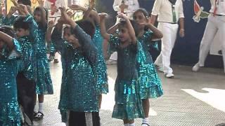 Meenakshy Ajith's performance at Republic Day Celebration, Ryan International School
