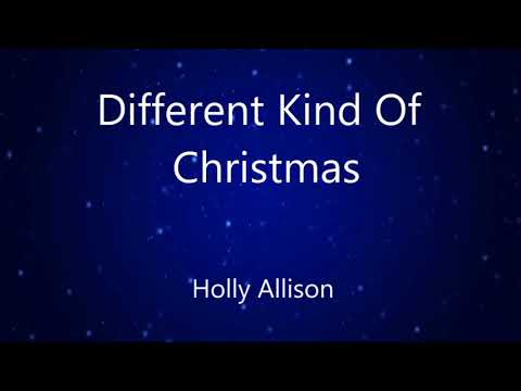 Different Kind Of Christmas- Mark Skhultz cover