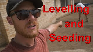 Levelling and Seeding My Lawn | Project New Lawn