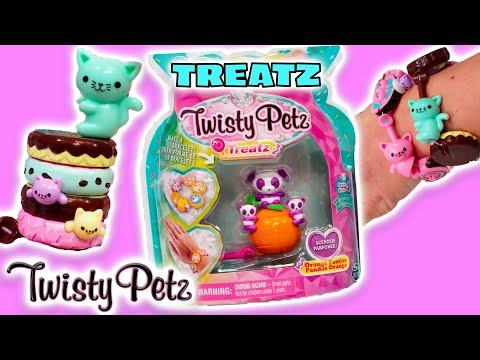 Twisty Petz TWISTY TREATZ | Buyer's Facts Review