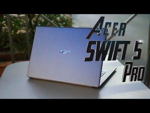 Recensione Acer Swift 5 Pro - LEGGERO E PERFORMANTE !