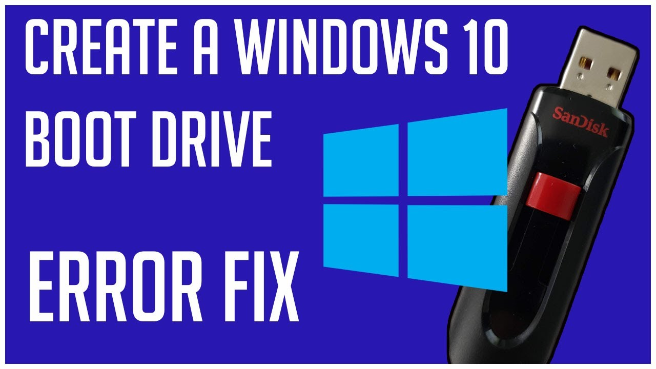 Windows 10 Media Creation Tool Error - Solution
