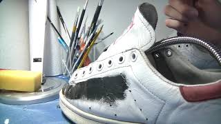 SneakersRecycling - Stan Smith Customizing