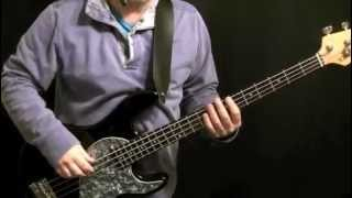 How To Play Bass Guitar -Ain
