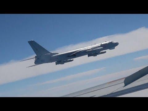 Chinese Air Force patrols South China Sea