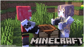 【Minecraft w/ Ollie】Building a house... yes, house! Hmm, a house...?!【hololiveID 2nd Generation】