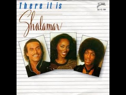 Shalamar _ There It Is 1982