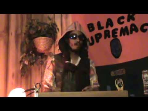King Noble Black Supremacy Prophecies 2012 part 3