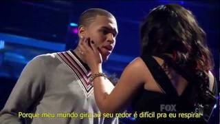Chris Brown ft. Jordin Sparks - No Air Legendado