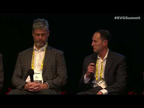 SVG Summit: NBA's David Denenberg on How the League and Broadcasters Are Improving Game Flow