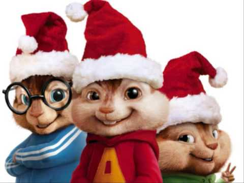Chipmunks - All I Want For Christmas Is You