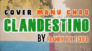 [ Franky Joe Texier ] - cover MANU CHAO - CLANDESTINO