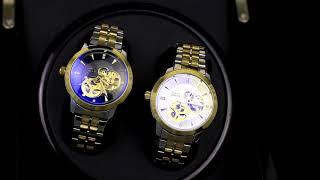 Đồng hồ cơ dưới 1 triệu đồng BYINO chính hãng - Hệ thống đồng hồ chính hãng watch store
