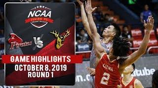 LPU vs. SSC-R - October 8, 2019 | Game Highlights | NCAA 95 MB