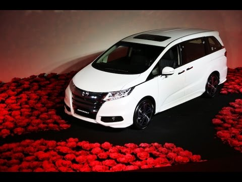 Honda Odyssey | 上市發表會