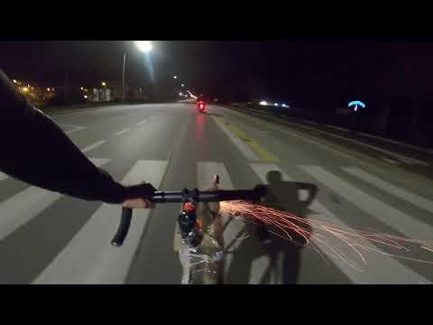 bicycle fireworks