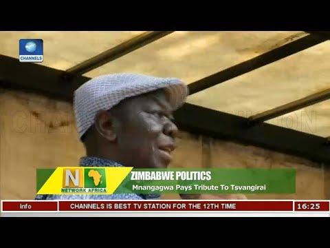 Zimbabwe's Opposition Leader Morgan Tsvangirai Dies | Network Africa |