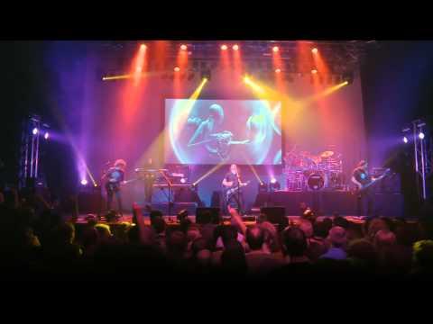 """Porcupine Tree """"Sleep Together"""" Live in Tilburg"""