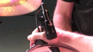 Audix Microphones - How To Mic Drums - Tom Toms