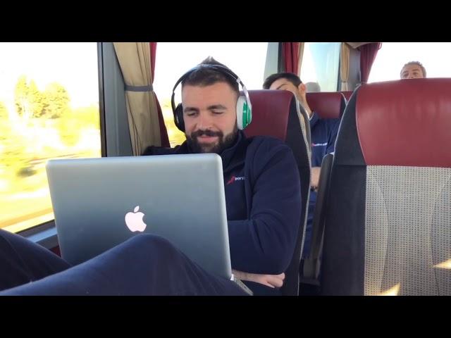 In viaggio verso Perugia