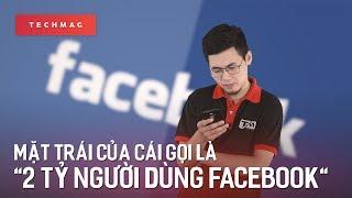 """Mặt trái của cái gọi là """"2 tỷ người dùng Facebook"""""""