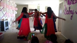 Indian Baby Shower Dance