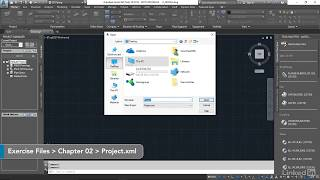 Creating a new Plant 3D model | AutoCAD Plant 3D Essential Training: User from LinkedIn Learning