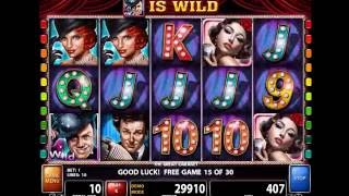 THE GREAT CABARET +MEGA WIN!!! +45 FREE SPINS! online free slot SLOTSCOCKTAIL casino technology